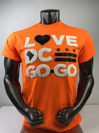 Image of Love DC GoGo  - Power Plant T-shirt (17a2)