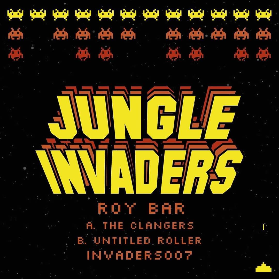 Image of Roy Bar / Jungle Invaders 007