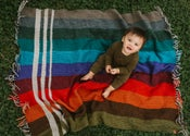Image of Record Blanket Pattern