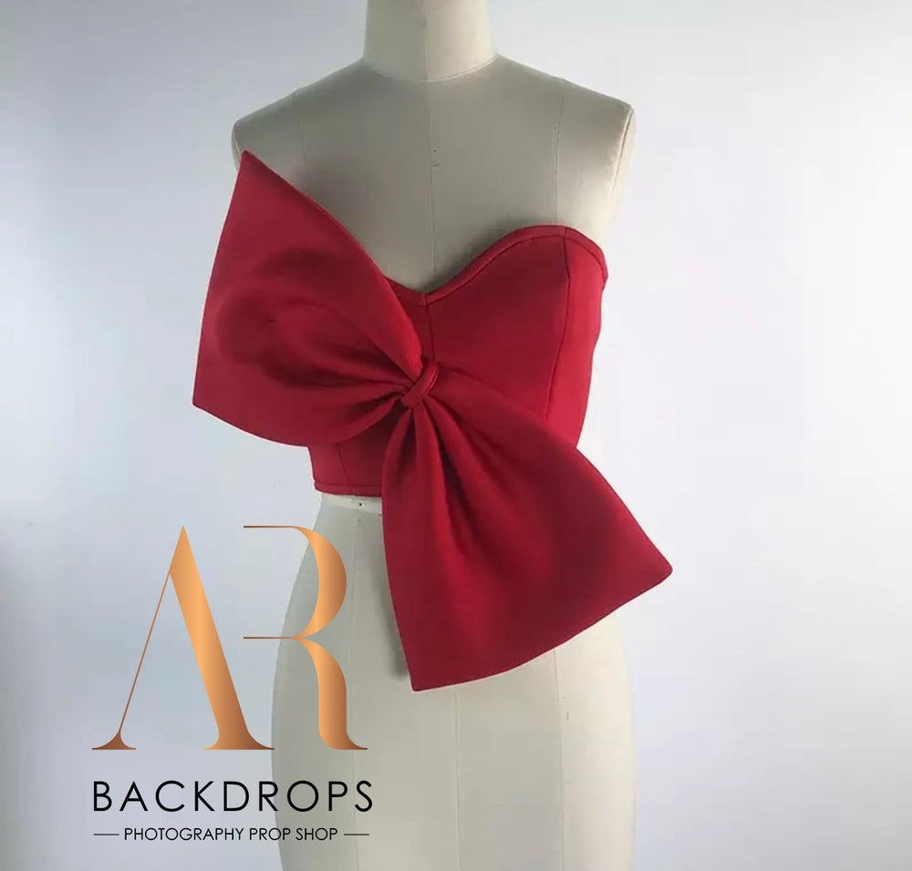 Image of Margot Bow Top