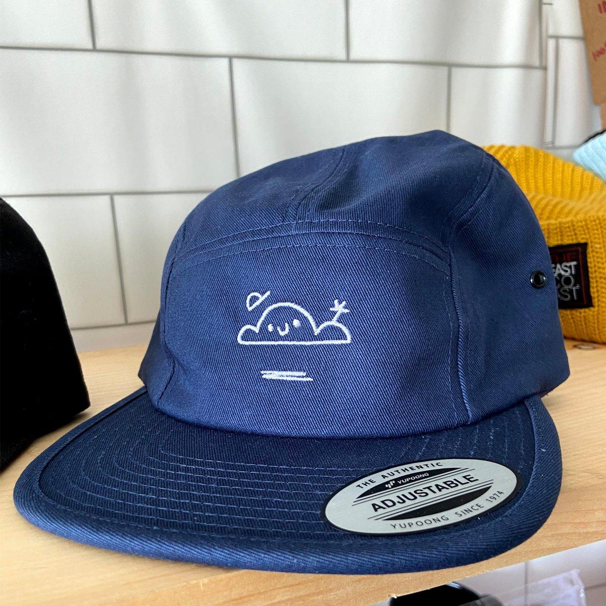 Image of Hello Cloud 5-Panel Camper Hat
