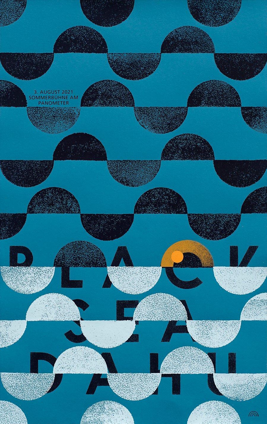 Image of BLACK SEA DAHU
