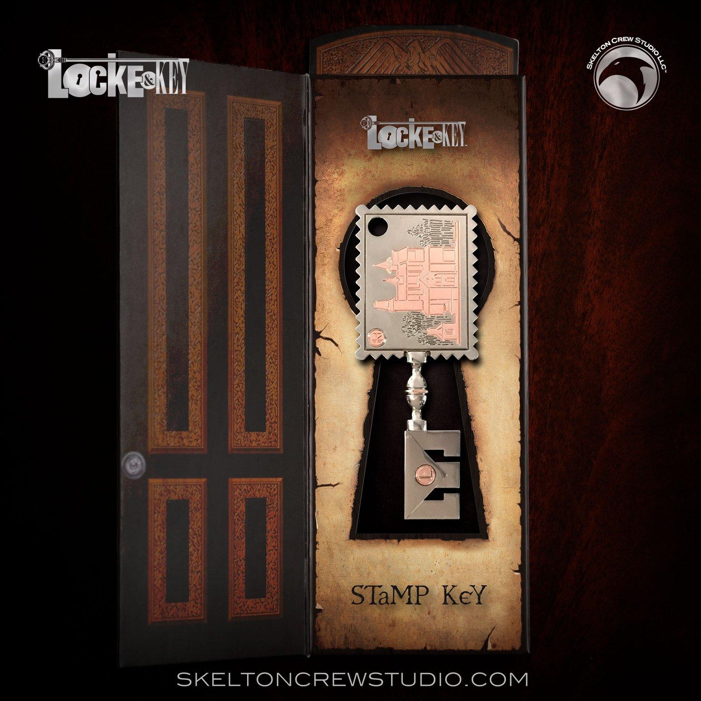 Image of Locke & Key: Stamp Key!