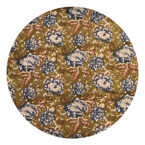 Image of Face Mask | India Block Print Sapphire
