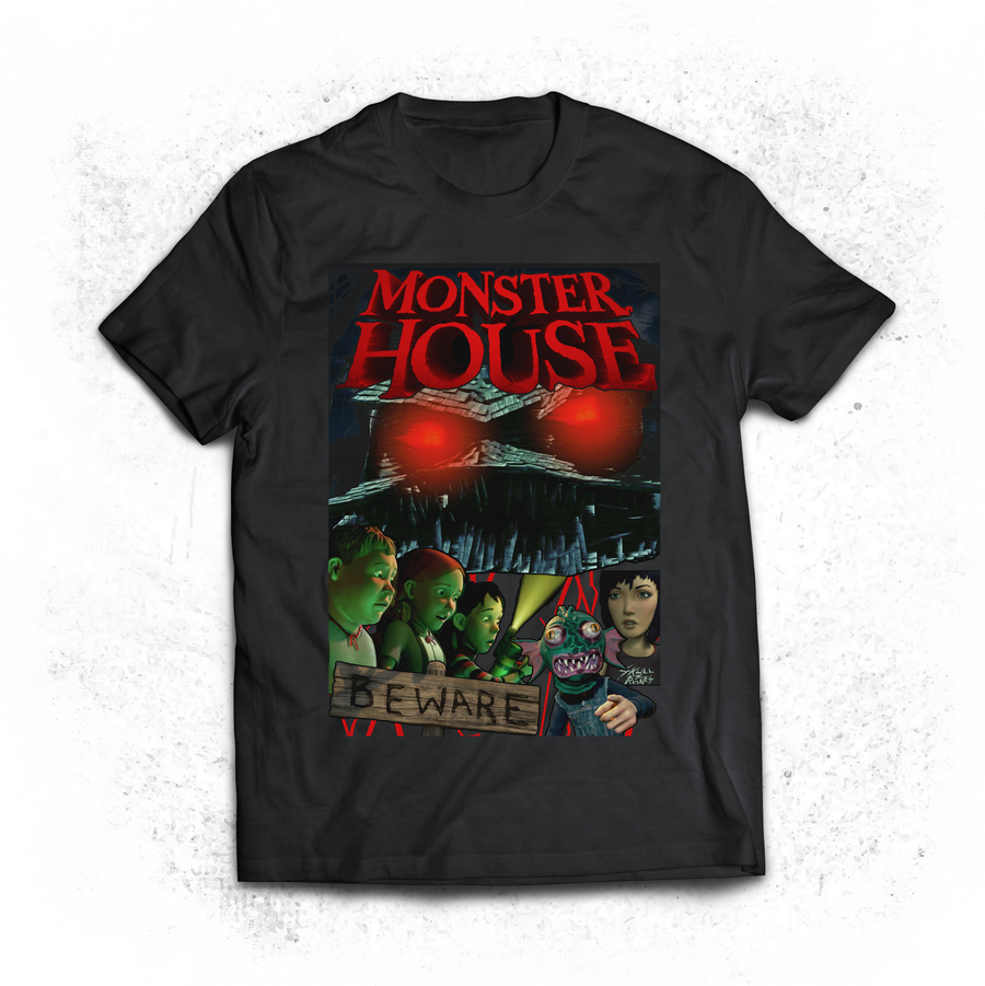 Image of Monster House Halloween Eve