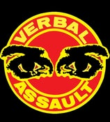"""Image of VERBAL ASSAULT """"Eyes""""  Embroidered Patch Shipping late September"""