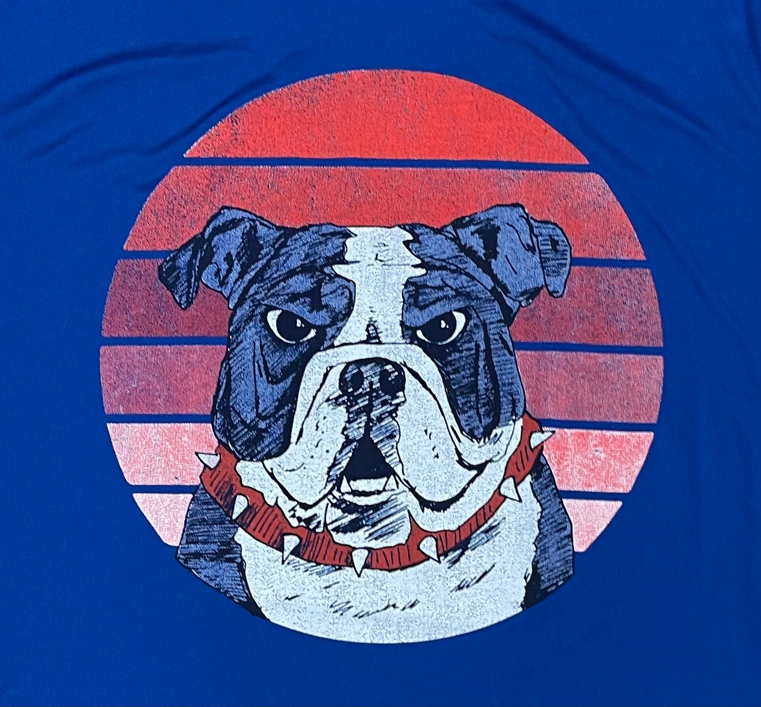 Image of Youth Retro Dawg on Dry Fit Short Sleeve