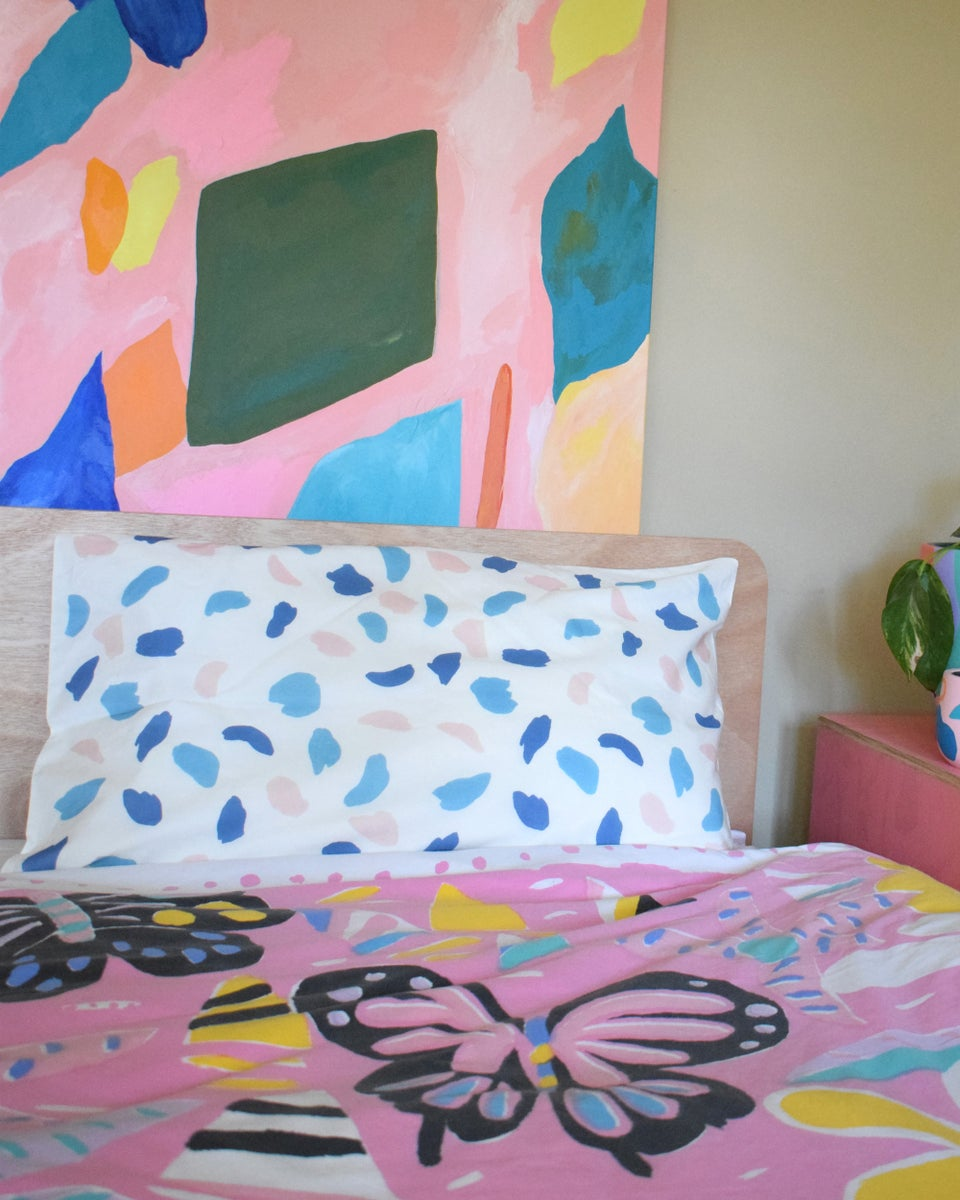 Image of Dreamy Shapes Pillowcases