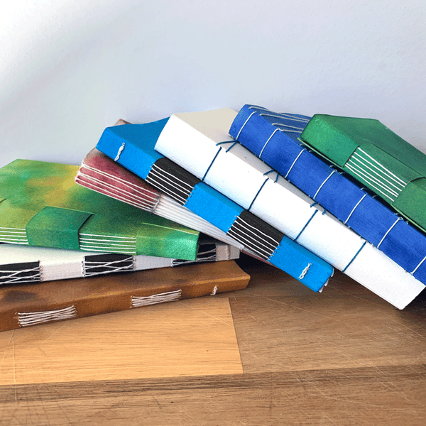 Image of Slotted Structures and Books without Glue - ONLINE - 2nd - 6th August 2021