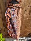 Pasha co ord set frill skirt and top
