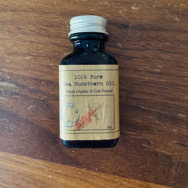 Image of 100% Pure Sea Buckthorn Oil