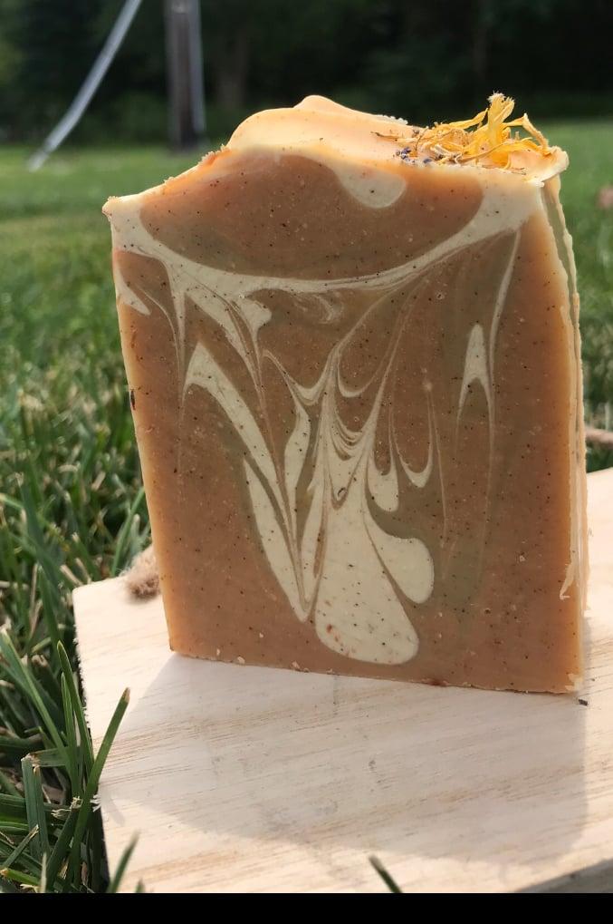 Image of Sweet Orange & Ginger Root