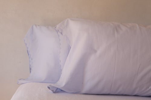 Image of Lavender Solid Pillowcase