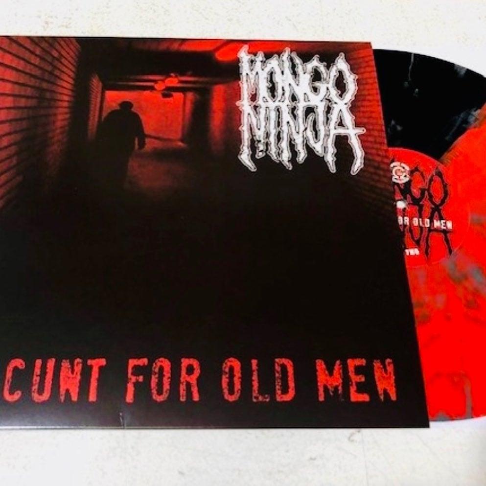"""Mongo Ninja """"No C*nt For Old Men"""" IMPORT LP"""