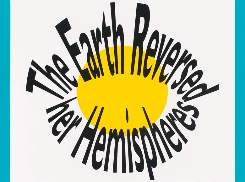 Image of The Earth Reversed her Hemispheres