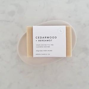 Image of CEDARWOOD + BERGAMOT / with Sandalwood Powder