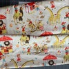 Alexander Henry 2003 Petting Zoo Cream Extra Wide Sheeting