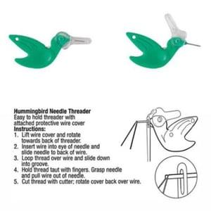 Image of Hummingbird Needle Threader