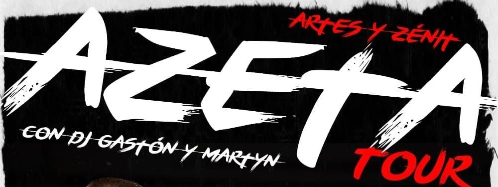 Image of ENTRADA AZETA TOUR MURCIA