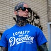 Legacy T-Shirt Royal Blue