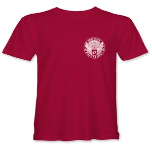 """Image of Confusion - """"Bat Crest"""" kids t-shirt - [red]"""