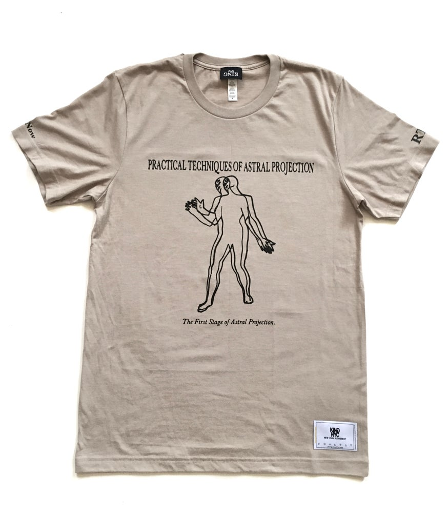 Image of KingNYC Astral Projection T-Shirt