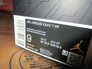 "Image of Air Jordan XXXV (35) PF ""Titans"""