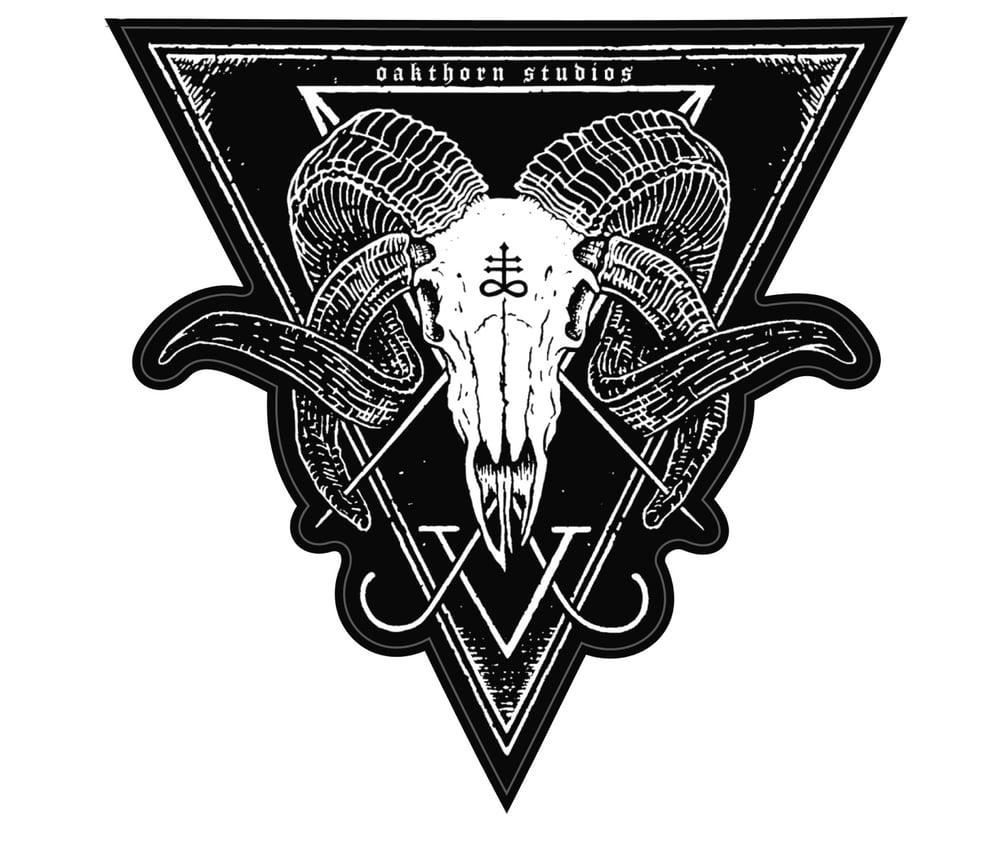 Image of Leviathan Ram Sticker