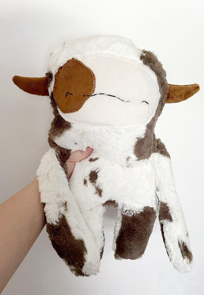 Image of Mystery Weighted Cow Print Giant
