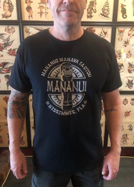 Image of Mananui House Unisex Tee