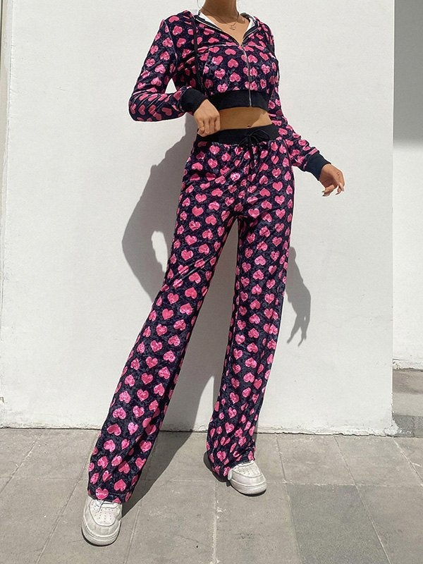 Image of Axel Heart Track Suit