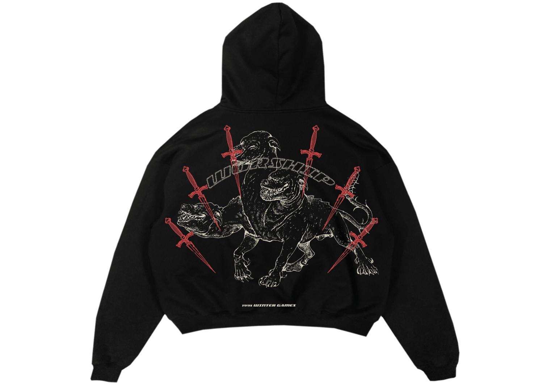 Image of War Dogs Hooded Sweatshirt