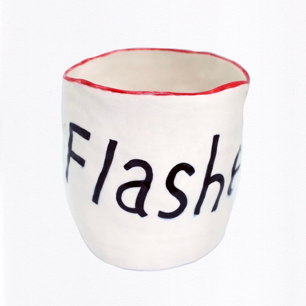 Flashed pots