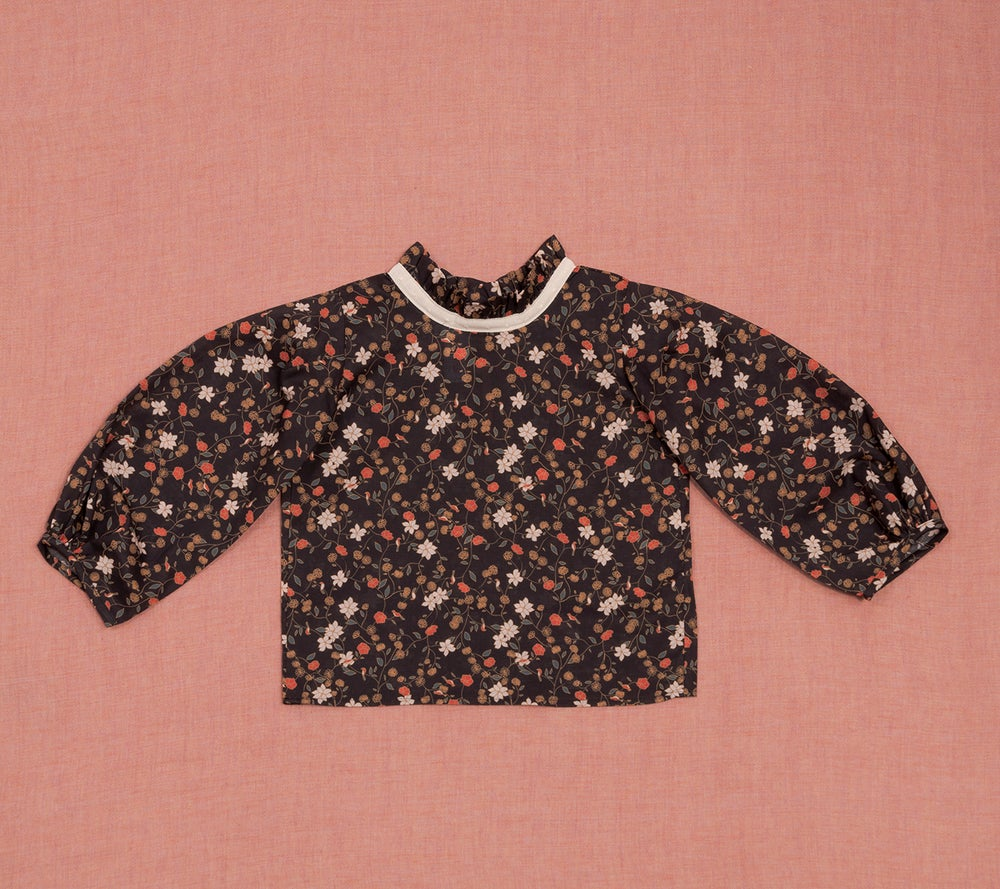 Image of BLOUSE NIGHT BLOSSOM