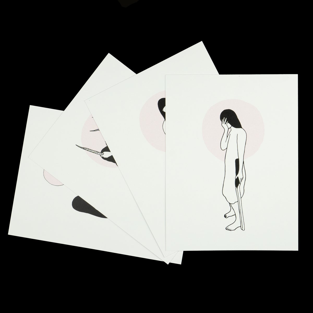 Image of 12 notecards