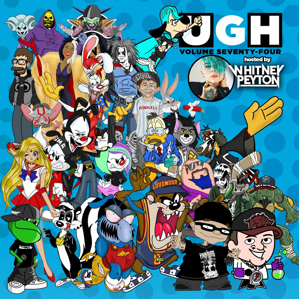 Image of UGH74 hosted by Whitney Peyton