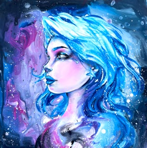 "Image of ""Star Lust"" Original Painting"