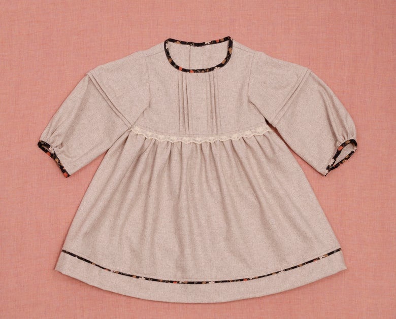 Image of DRESS FLORENCE with lace