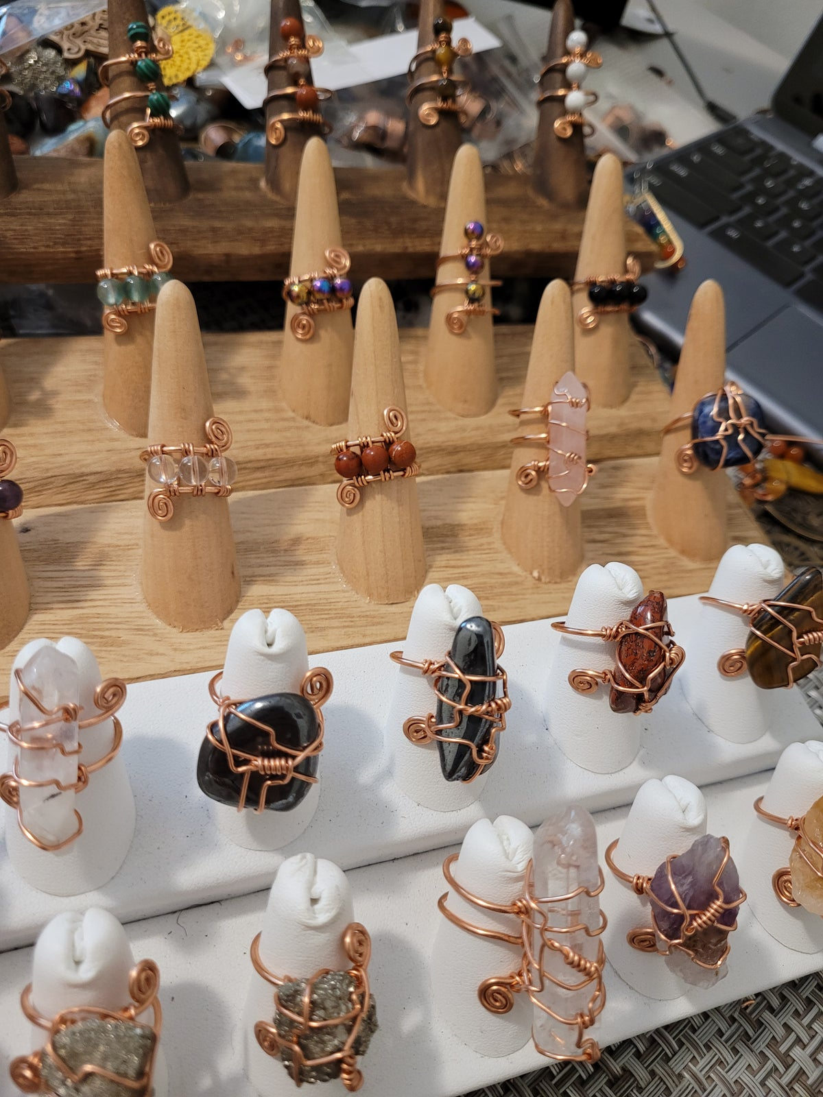 Image of Wholesale rings!