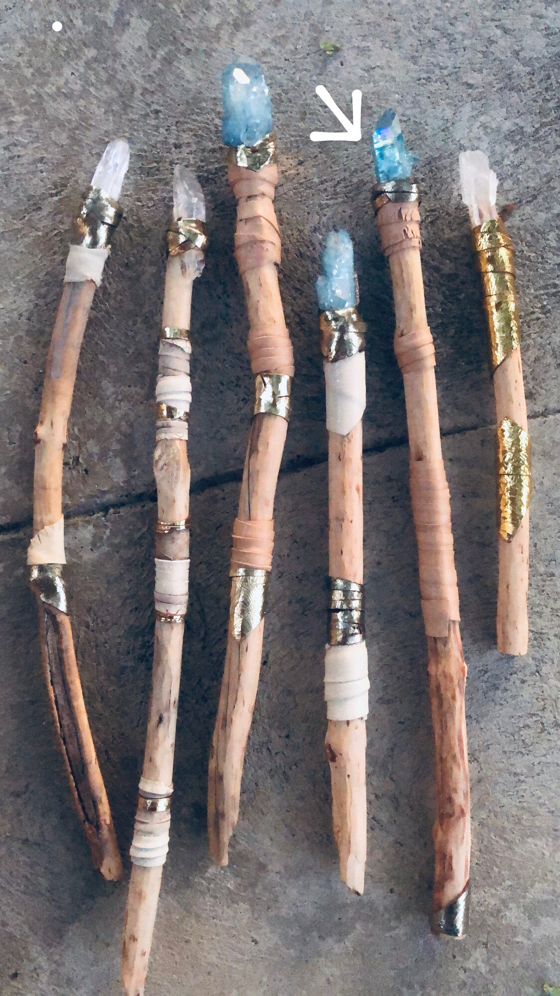 AQUA AURA magic wand 2