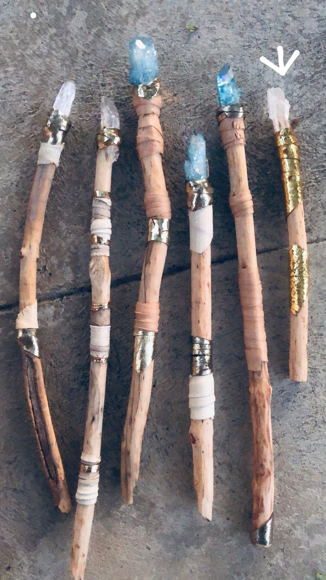 TRIBE OF TEN magic wand