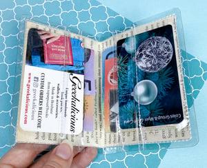 Image of The Mad Hatter, Alice in Wonderland Card Wallet