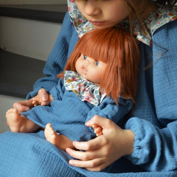 Image of Chemise de nuit de poupée betsy porcelaine