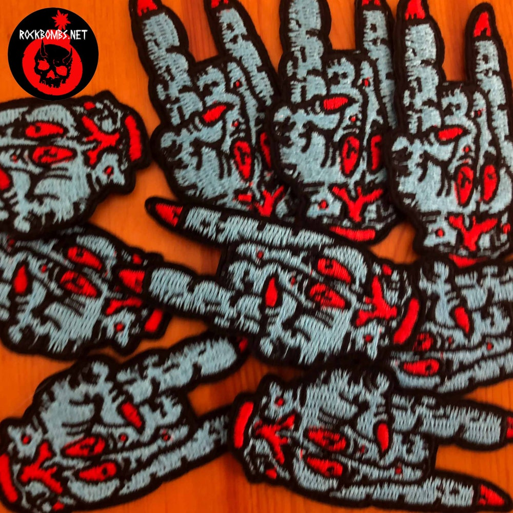 PATCH ZOMBIE HAND