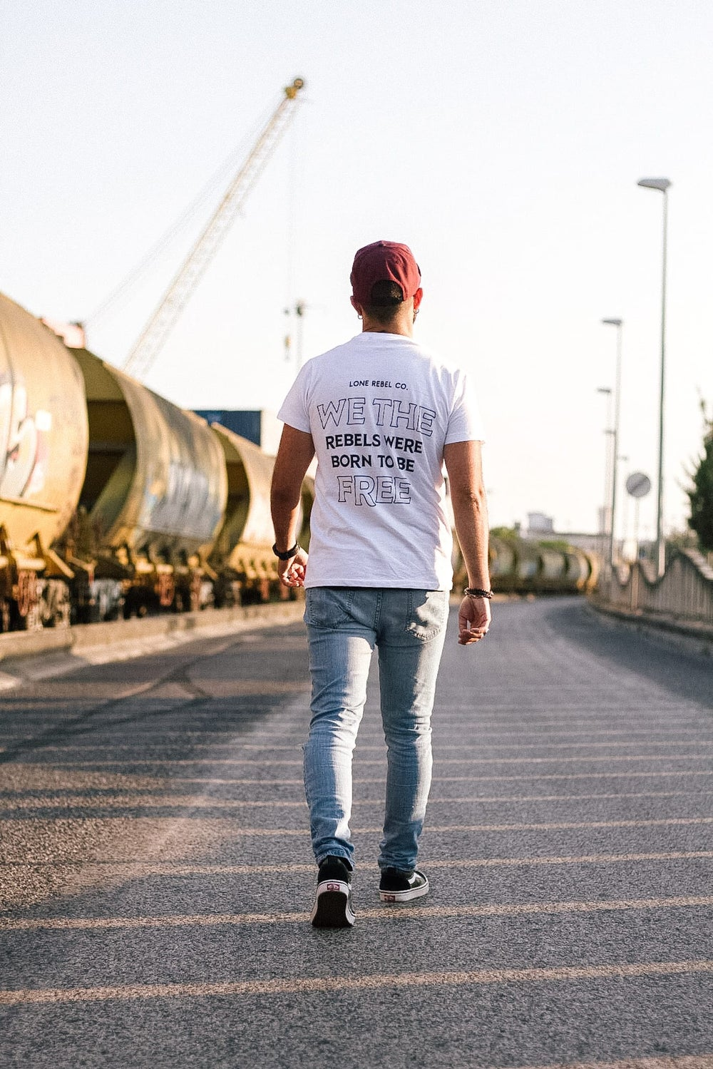 Image of We the Free T-shirt