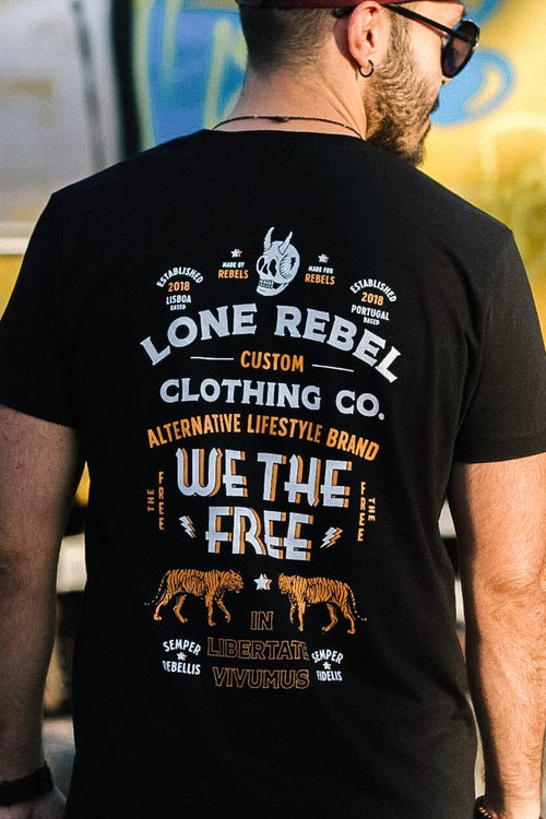 Image of By Rebels for Rebels T-shirt