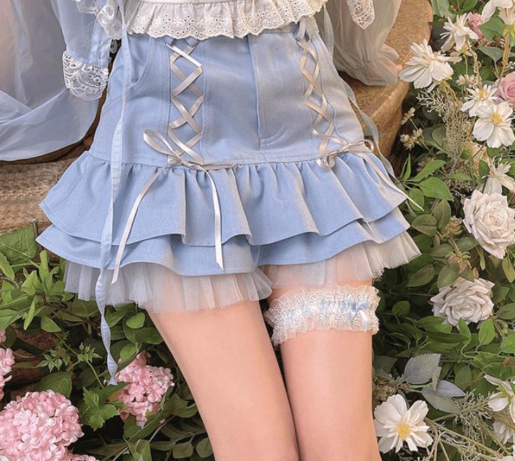 Kawaii Girl Skirt
