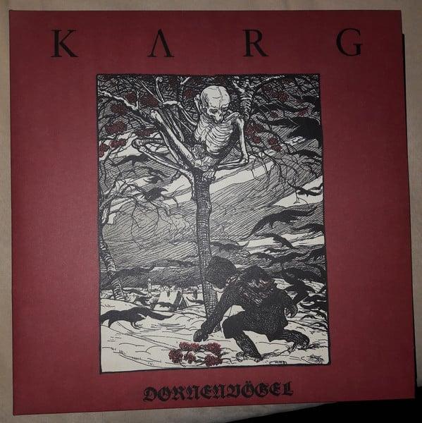 """Image of KARG """"Dornenvögel"""" DLP"""
