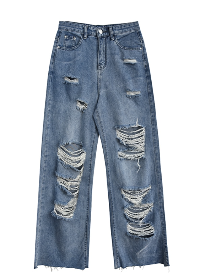 Wolf Jeans