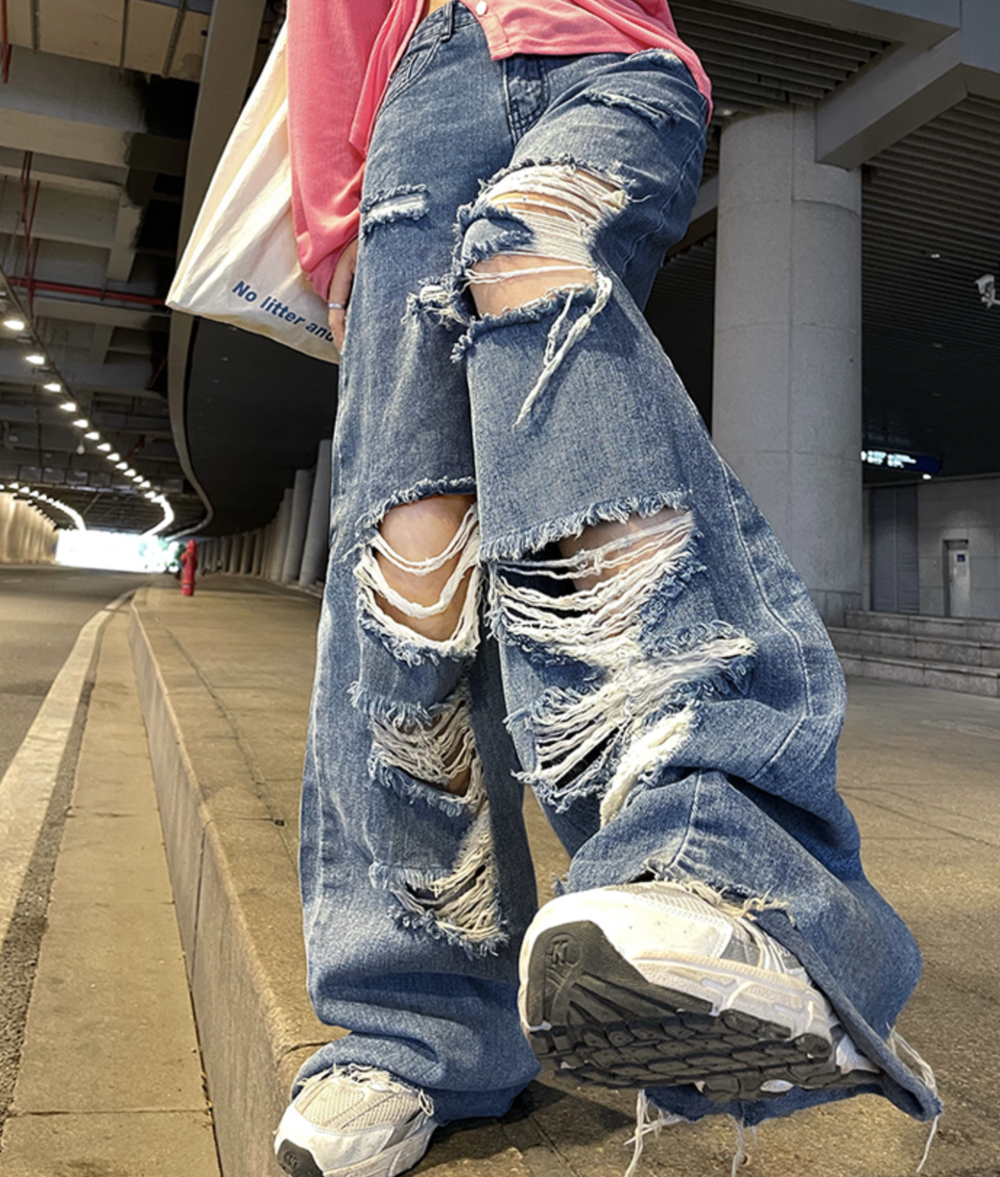 Image of Wolf Jeans